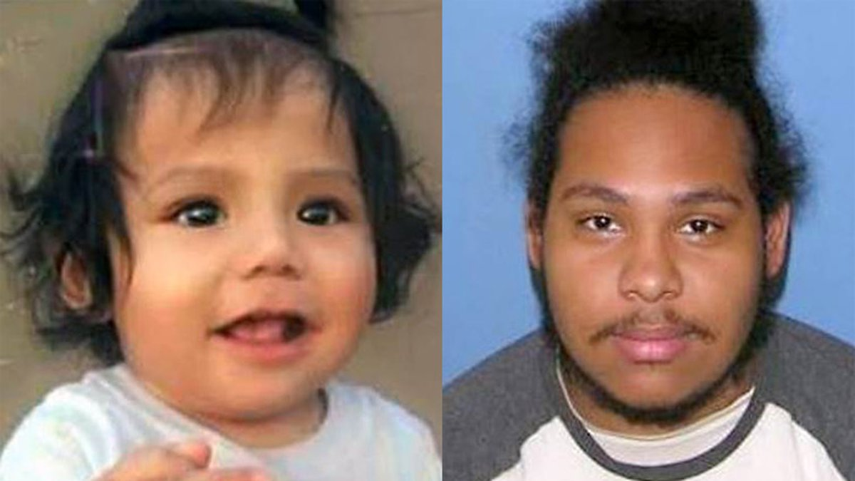 An Amber Alert was canceled after 1-year-old Malachai Talley was found safe. The suspect in the...