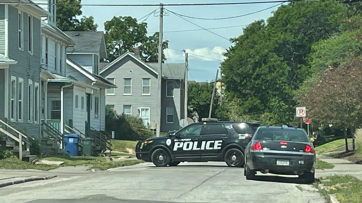 Police are investigating a shooting that took place Monday in Davenport that left a house and a...