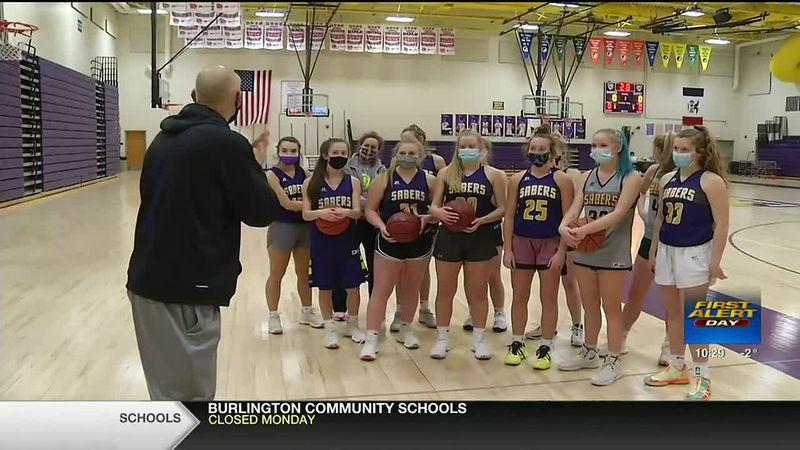 Central DeWitt's Allie Meadows is the TV6 Spotlight Athlete of the Week