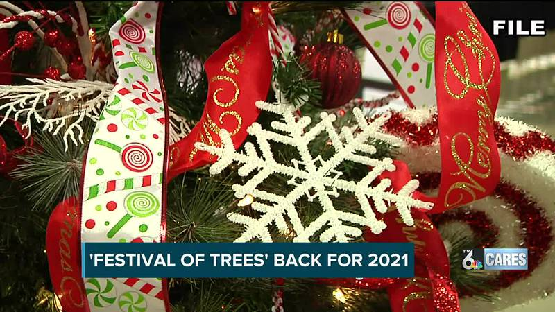 Festival of Trees is back in 2021