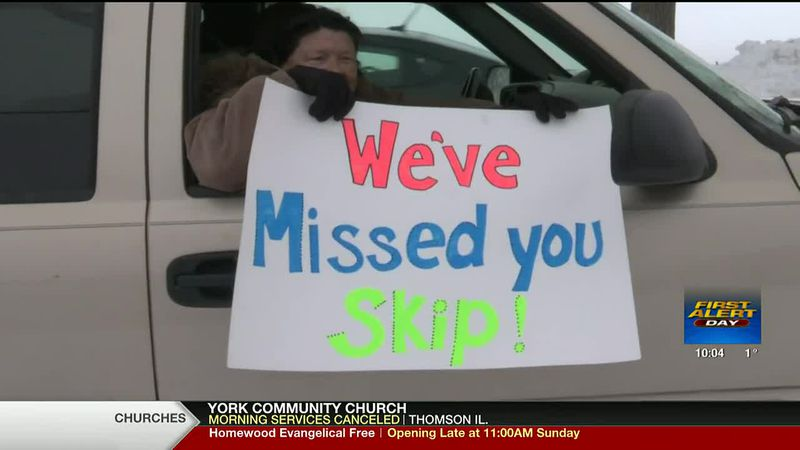 Erie man returns home after spending 119 days in hospital battling COVID