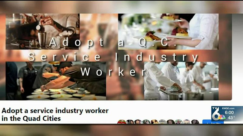 Adopt a service industry worker FB page emerges in Quad Cities