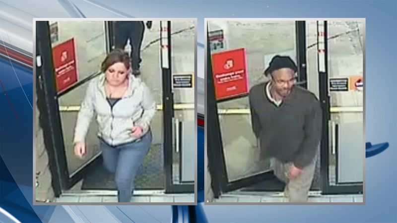East Moline Police need your help in identifying the two suspects pictured above. Officials...