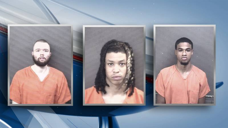 The Moline Police Department has named Alonzo R. Cole, 23, Thomas E. Elijah-Hughes, 21, and...