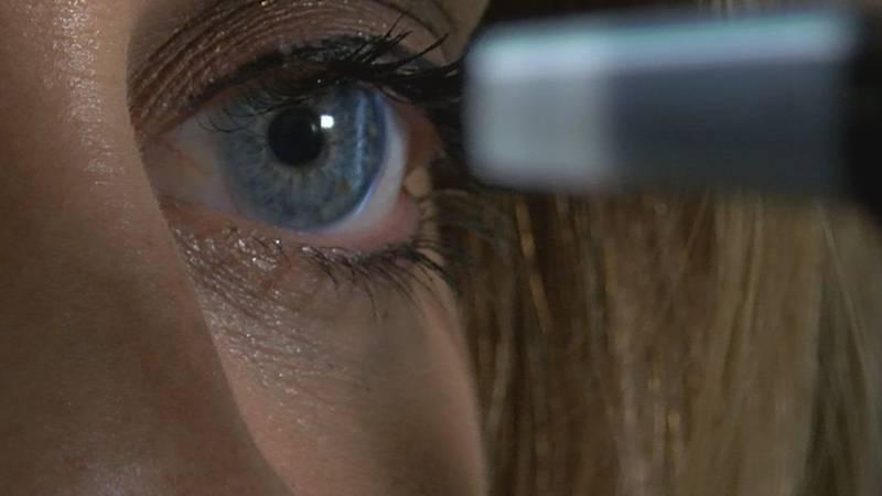 Pink eye could be a symptom of COVID-19