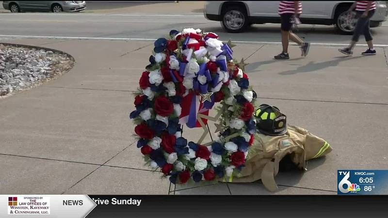 Dozens gathered in Silvis to honor the victims, their families, and the first responders that...