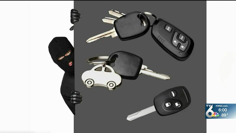 Quad City car theft numbers higher than last year