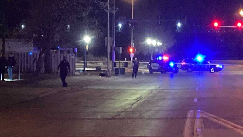 A man was injured following a shooting early Tuesday morning in Davenport.