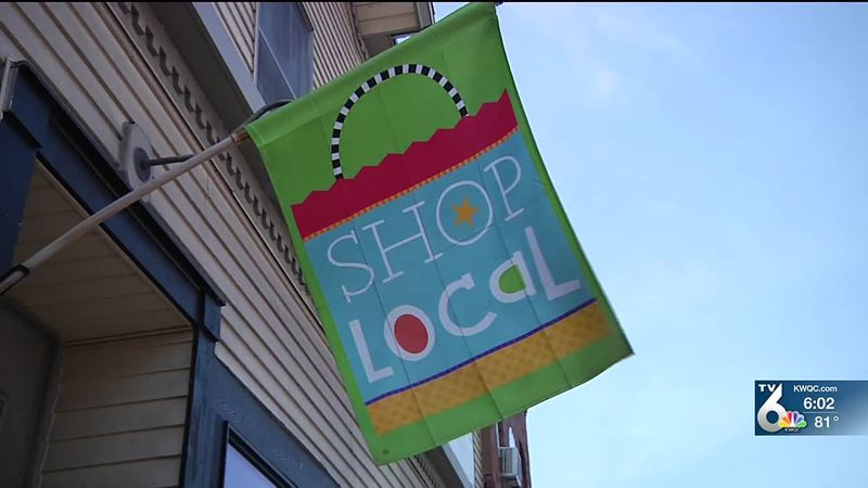 Davenport businesses participate in tax free weekend