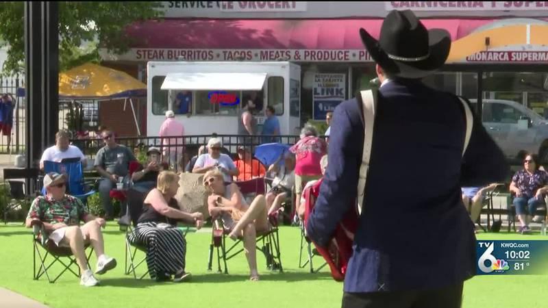Summer concert series return to Davenport, East Moline