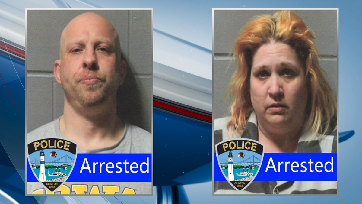 Pidde, 44, and Murphy, 44, were arrested Tuesday and face multiple drug charges.