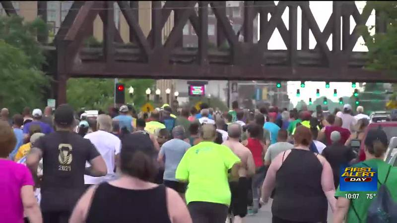 It's that time of year again: when runners take to the streets of Davenport to prepare for the...