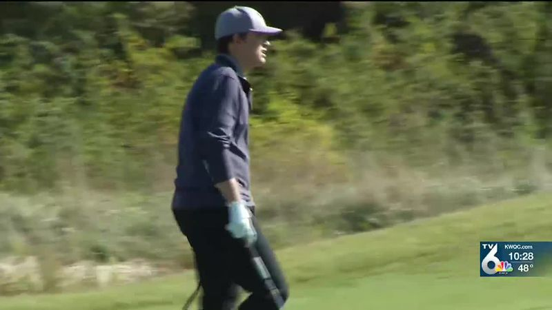 The Sherrard golf team won a Sectional Title Monday afternoon