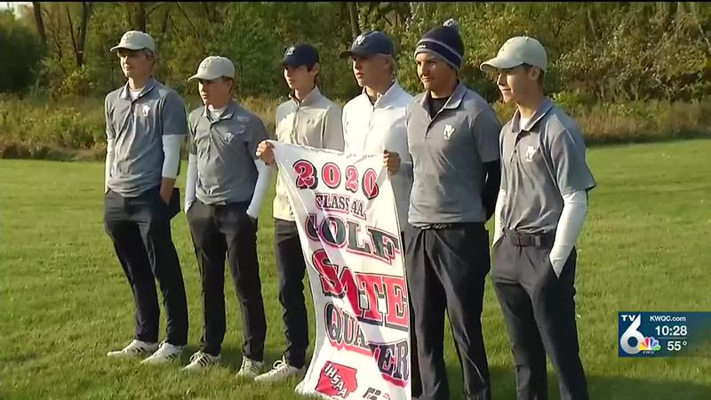 Pleasant Valley punches a ticket to State Golf