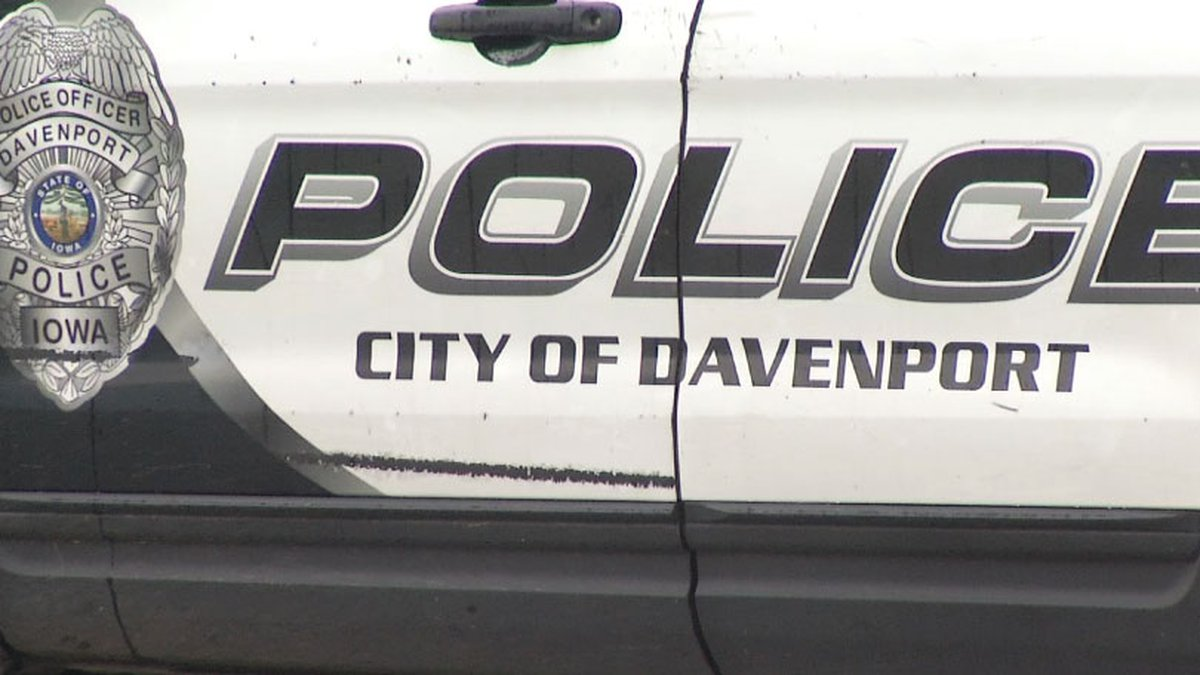 Davenport Police and Iowa State Patrol apprehend two vehicles in separate incidents with one...