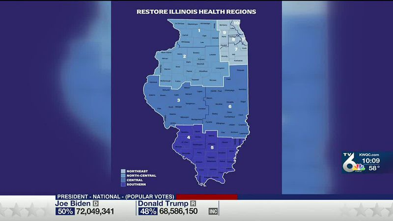 Two IL mayors react to new region two restrictions