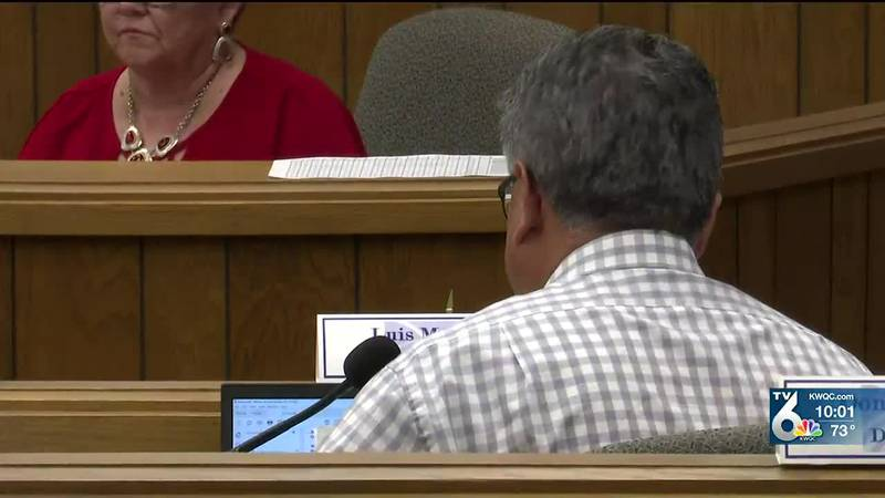 Rock Island County Board calls for resignation of County Auditor following suspected wire fraud...