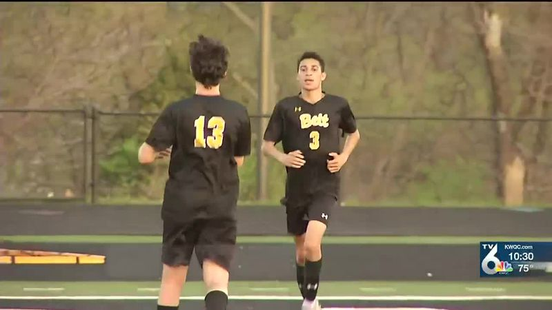 Watch highlights from Monday's high school sports