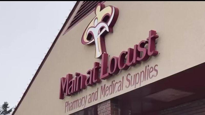 Main at Locust in Davenport starts vaccinating at retail site