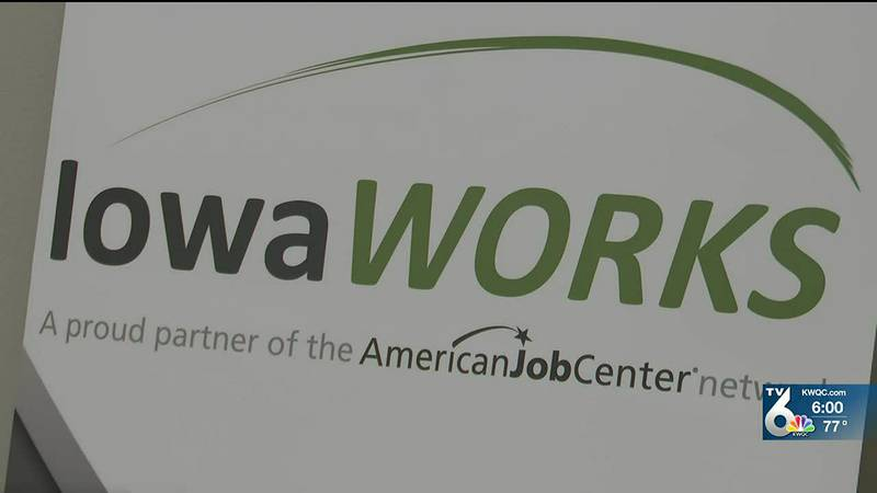 IowaWORKS to host drive-thru job fair, 2,000+ positions available