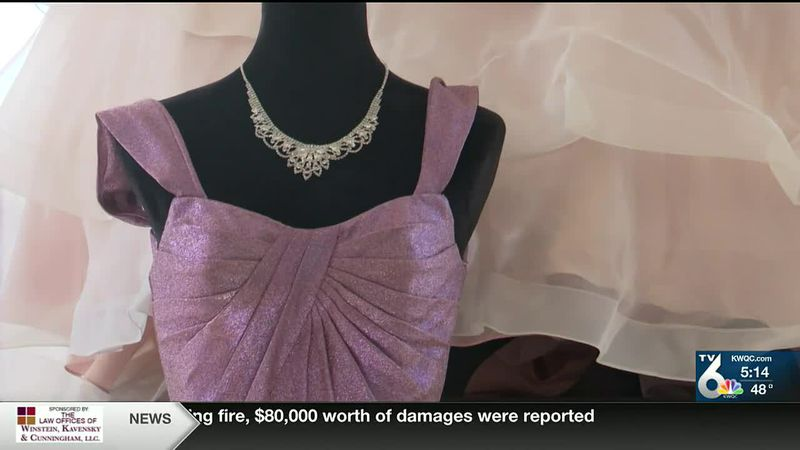 Local prom stores hope to rebound sales as shopping season kicks off