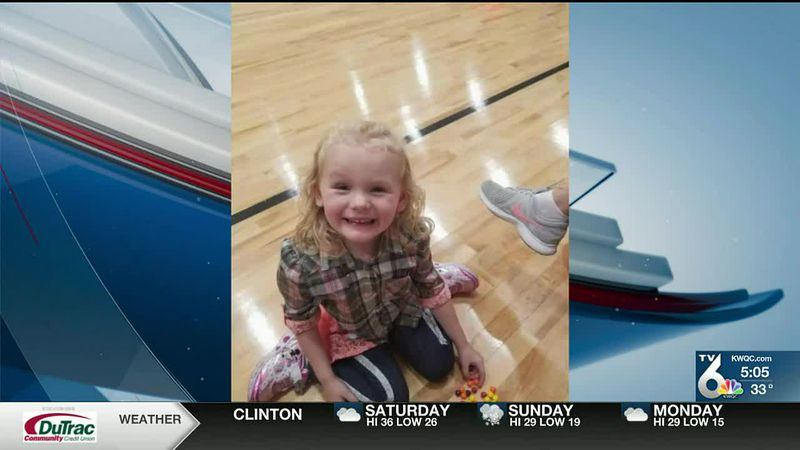 KWQC sat down and spoke with Maggie Meade, the mother of 5-year-old Taylor Treanton