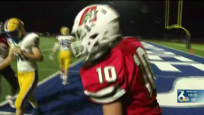 Watch highlights from Thursday's high school sports