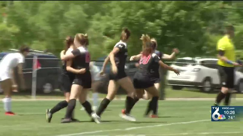 Watch all of the highlights from Tuesday's high school sports