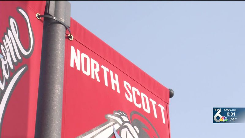 North Scott High School starts temporary remote learning this week