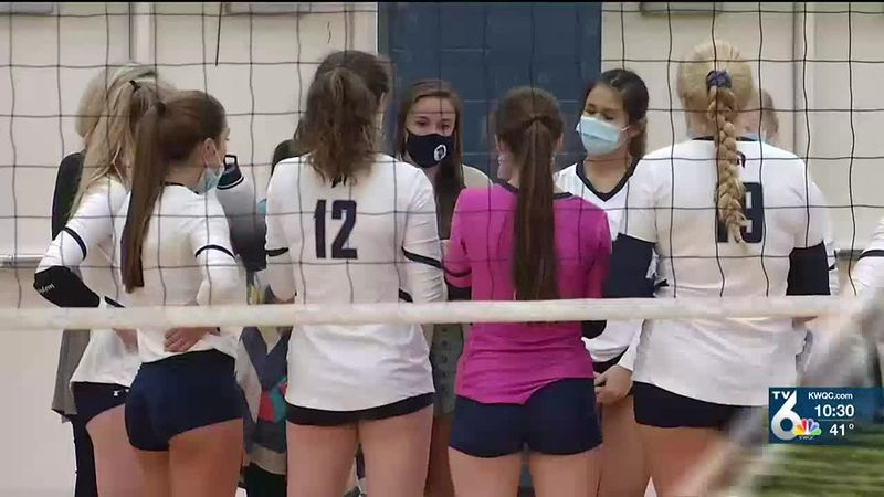 Pleasant Valley wins MAC outright; Muscatine beats North