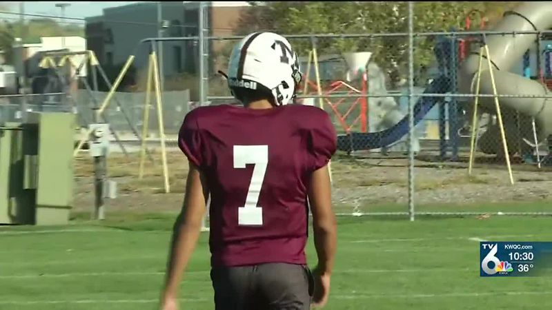 Moline's Matthew Bailey is drawing interest from Ivy League football programs
