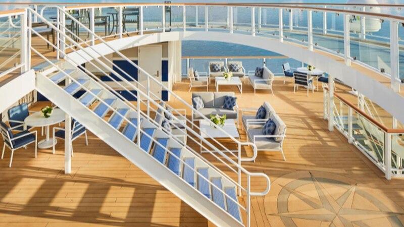 American Melody cruise ship