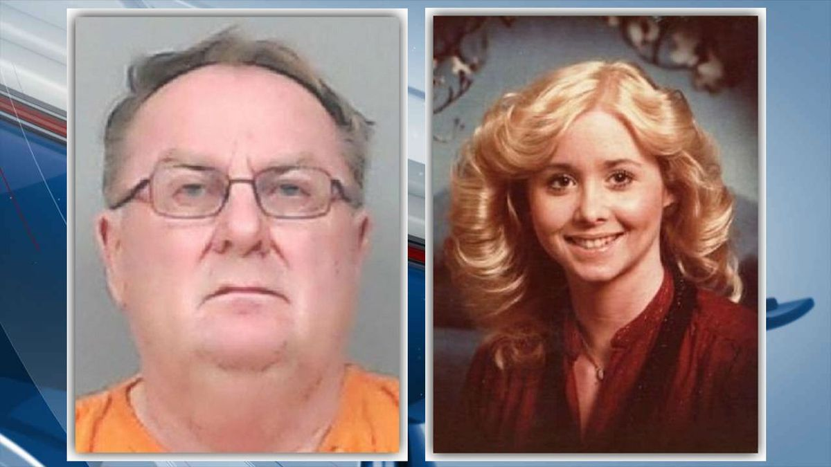 Jerry Burns, 65, of Manchester, is accused of killing Michelle Martinko, 18, almost 40 years ago. (Cedar Rapids Police Department)