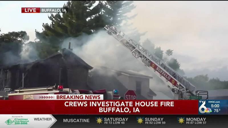 Crews respond to fatal Buffalo fire