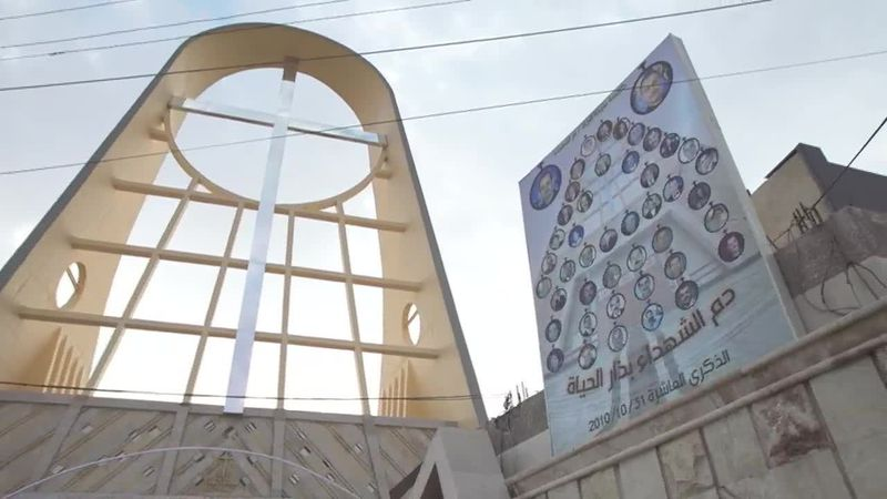 Pope Francis to visit a Baghdad church that witnessed a deadly attack in 2010.