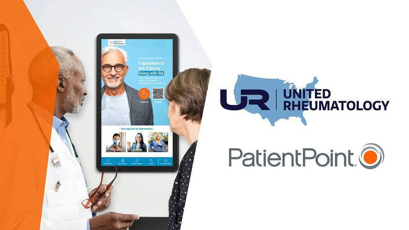 PatientPoint's customized, tech-enabled engagement solutions will help enhance the United...