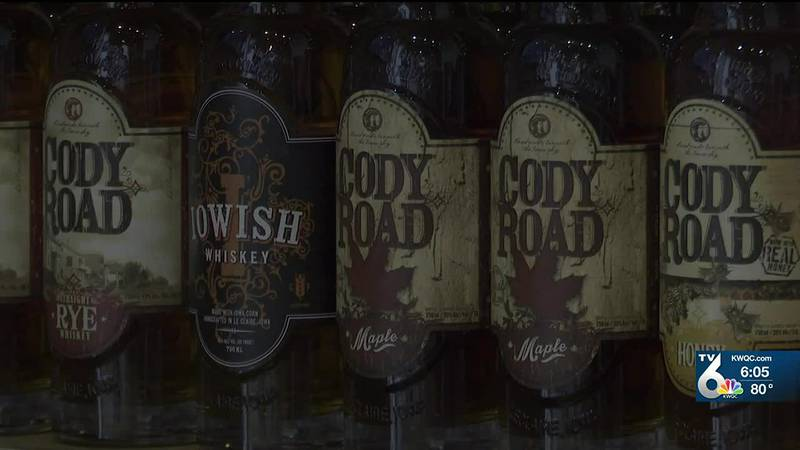 Iowa alcohol deliveries to expand with third party vendors