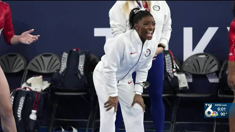 Quad Cities gym reacts to Simone Biles team finals withdrawal