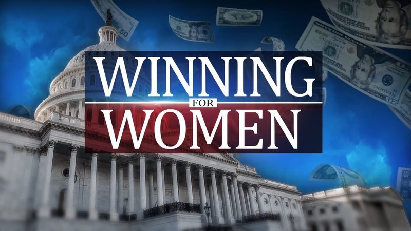 Winning for Women: Republicans invest in electing more congresswomen in 2020. (Source: Gray...