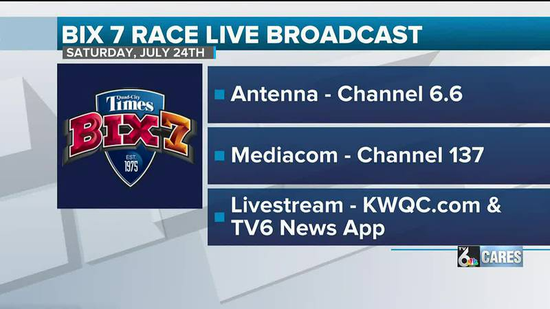 How to watch TV6 Bix 7 Race coverage