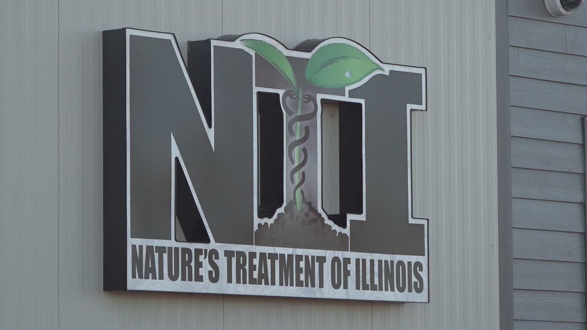Nature's Treatment in Milan is racing against the clock to prepare for the new law that legalizes recreational marijuana in Illinois. (KWQC)