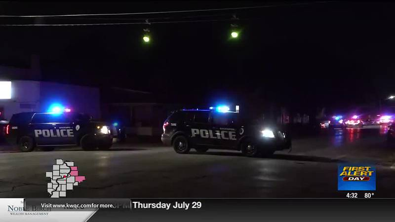 """Police are working on an active investigation in Davenport following a """"citizen aid"""" call they..."""