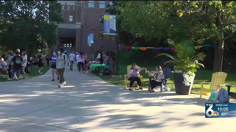 Hispanic Heritage Month kicked off with a celebration on September 15, where more than 200...