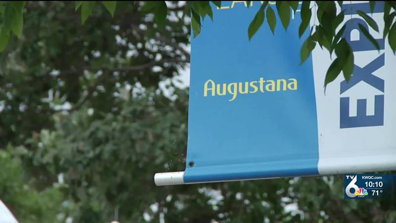 Augustana College students, staff ready to start fall semester