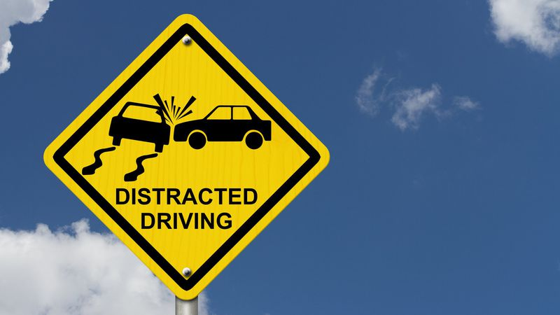 The month of April is Distracted Driving Awareness month and officials in East Moline say you...