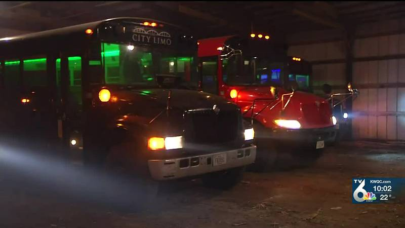 The City Limo and Party Bus