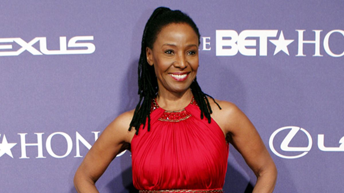 In this Jan. 14, 2012 file photo, former model and restaurateur B. Smith arrives at the BET Honors red carpet in the Warner Theatre in Washington. Smith died Saturday, Feb. 22, 2020, at her Long Island, New York, home, after battling early onset Alzheimer's disease, according to a family statement on social media. She was 70. (AP Photo/Jose Luis Magana, File)