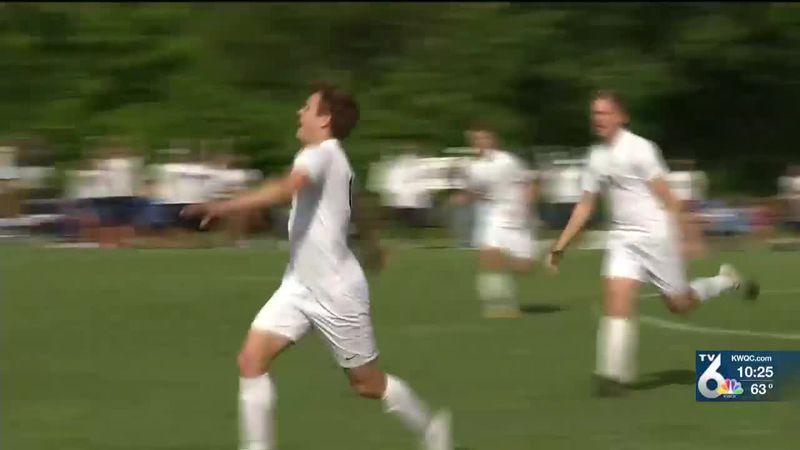 Watch highlights from Tuesday's postseason high school soccer