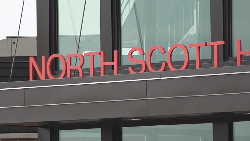 North Scott Community School District students will return to in-person learning on Monday.