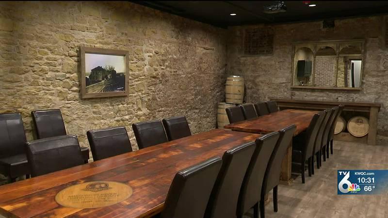 Mississippi River Distilling Co. opens Celebration Center in Le Claire